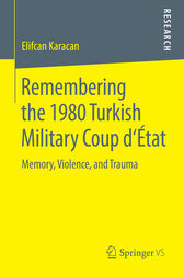 Remembering the 1980 Turkish Military Coup d'État by Elifcan Karacan
