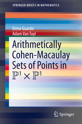 Arithmetically Cohen-Macaulay Sets of Points in P^1 x P^1 by Elena Guardo