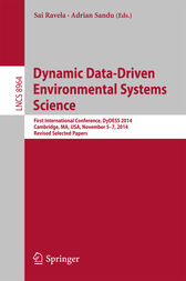 Dynamic Data-Driven Environmental Systems Science by Sai Ravela