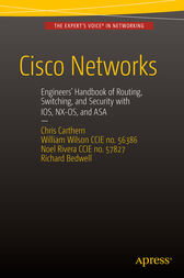 Cisco Networks by Chris Carthern