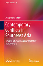 Contemporary Conflicts in Southeast Asia by Mikio Oishi