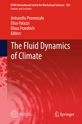 The Fluid Dynamics of Climate by Antonello Provenzale