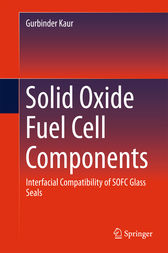 Solid Oxide Fuel Cell Components by Gurbinder Kaur