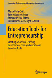 Education Tools for Entrepreneurship by Marta Peris-Ortiz