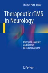 Therapeutic rTMS in Neurology by Thomas Platz