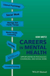 Careers in Mental Health by Kim Metz