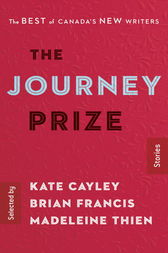The Journey Prize Stories 28 by Kate Cayley