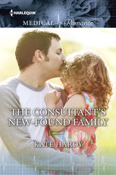 The Consultant's New-Found Family by Kate Hardy