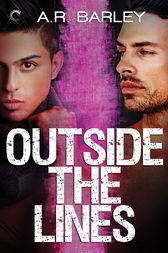 Outside the Lines by A.R. Barley