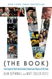 TV (The Book) by Alan Sepinwall