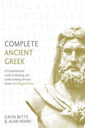 Complete Ancient Greek by Gavin Betts