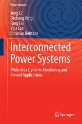 Interconnected Power Systems by Yong Li