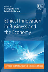 Ethical Innovation in Business and the Economy by Georges Enderle