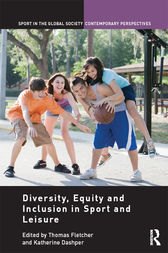 Diversity, equity and inclusion in sport and leisure by Katherine Dashper