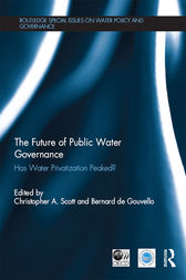 The Private Sector and Water Pricing in Efficient Urban Water Management by Cecilia Tortajada