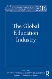 World Yearbook of Education 2016 by Antoni Verger