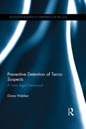Preventive Detention of Terror Suspects by Diane Webber