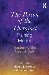 The Person of the Therapist Training Model by Harry J. Aponte