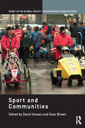 Sport and the Communities by Allan Edwards