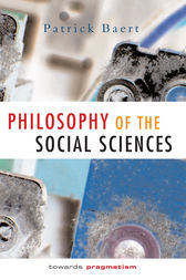 Philosophy of the Social Sciences by Patrick Baert