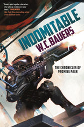Indomitable by W. C. Bauers