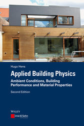 Applied Building Physics by Hugo S. L. Hens