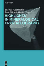 Highlights in Mineralogical Crystallography by Thomas Armbruster
