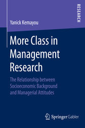 More Class in Management Research by Yanick Kemayou