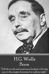 Boon by H.G. Wells