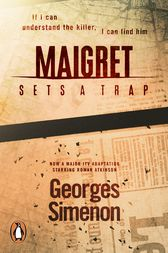 Maigret Sets a Trap by Georges Simenon