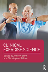 Clinical Exercise Science by Andrew Scott