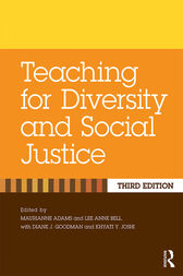 Teaching for Diversity and Social Justice by Maurianne Adams