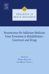 Neuroscience for Addiction Medicine: From Prevention to Rehabilitation - Constructs and Drugs by Hamed Ekhtiari