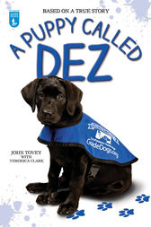 A Puppy Called Dez by John Tovey