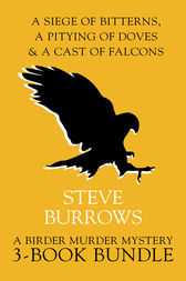 Birder Murder Mysteries 3-Book Bundle by Steve Burrows