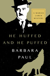 He Huffed and He Puffed by Barbara Paul