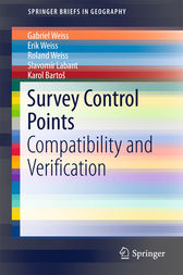 Survey Control Points by Gabriel Weiss