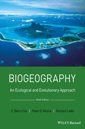 Biogeography by C. Barry Cox