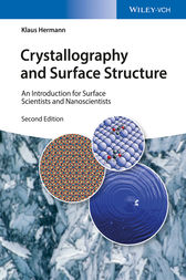 Crystallography and Surface Structure by Klaus Hermann