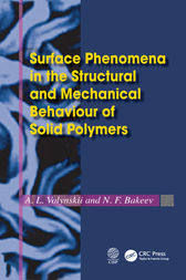Surface Phenomena in the Structural and Mechanical Behaviour of Solid Polymers by L. Volynskii