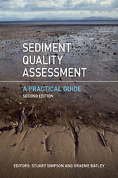 Sediment Quality Assessment by Graeme Batley