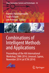 Combinations of Intelligent Methods and Applications by Ioannis Hatzilygeroudis