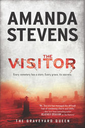 The Visitor (The Graveyard Queen, Book 5) by Amanda Stevens