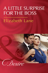 A Little Surprise For The Boss (Mills & Boon Desire) by Elizabeth Lane