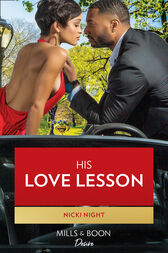 His Love Lesson (Mills & Boon Kimani) (The Barrington Brothers, Book 2) by Nicki Night