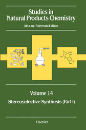 Studies in Natural Products Chemistry by Atta-ur-Rahman