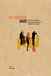 30-Second Jazz by Dave Gelly