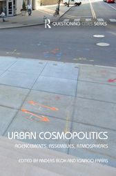 Urban Cosmopolitics by Anders Blok
