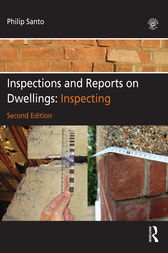 Inspections and Reports on Dwellings by Philip Santo