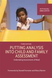 Putting Analysis Into Child and Family Assessment, Third Edition by Ruth Dalzell